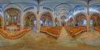 Stadtpfarrkirche Freistadt 360°